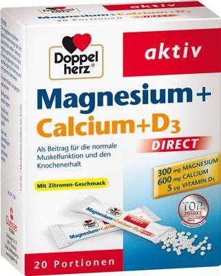 Bei DH aktiv Magn.+Calc.D3 Direkt 20Stk.