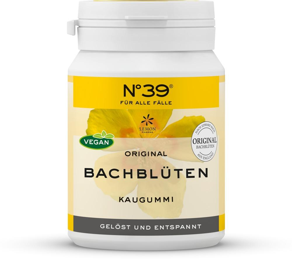 NOTFALL KAUGUMMI nach Dr. Bach