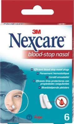 Nexcare Blood Stop Nasenstöpsel