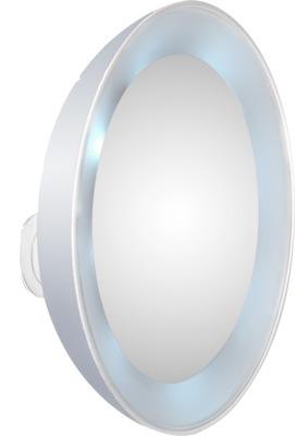 TWEEZERMAN Vergrößerungsspiegel 15fach mit LED