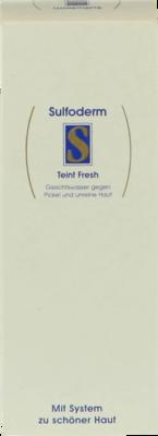 SULFODERM S Teint Fresh Gesichtswasser