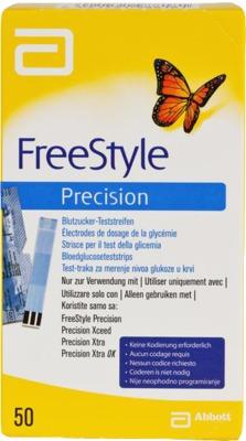 FreeStyle Precision Blutzucker-Teststreifen