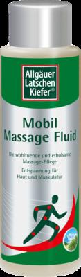 ALLGÄUER LATSCHENK. Massage Fluid