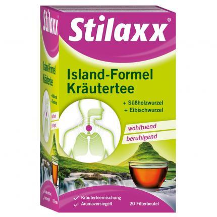 Stilaxx Kräutertee für Erwachsene