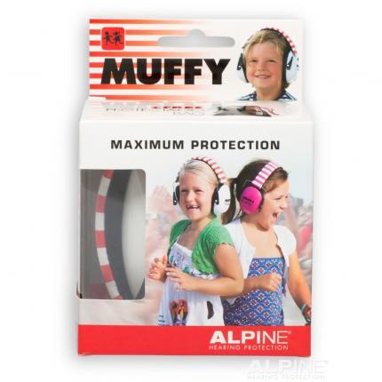 ALPINE MUFFY Ohrenschützer weiß