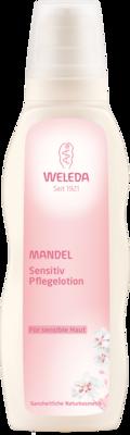 WELEDA Mandel Sensitiv Pflegelotion