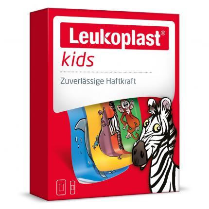 Leukoplast kids (12 ST; 2 Größen)