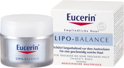 Eucerin Lipo-Balance Intensiv-Aufbaupflege Creme