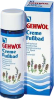 GEHWOL Creme-Fußbad