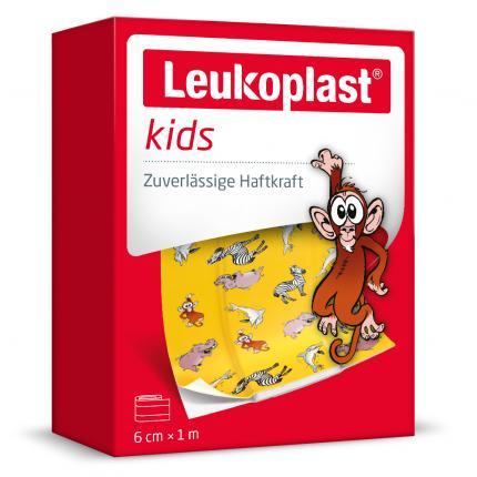Leukoplast Kids 6cmx1m