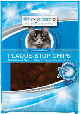 bogadent PLAQUE-STOP CHIPS Katze