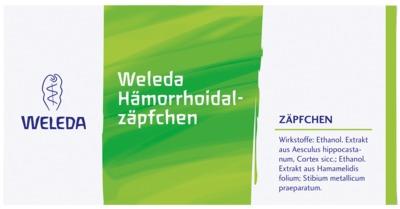 HÄMORRHOIDAL Zäpfchen