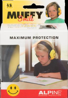 ALPINE MUFFY Ohrenschützer gelb/smile