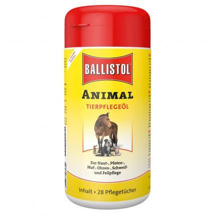 BALLISTOL animal Pflegetücher Spenderbox vet.