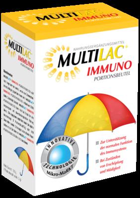 MULTILAC Immuno Portionsbeutel