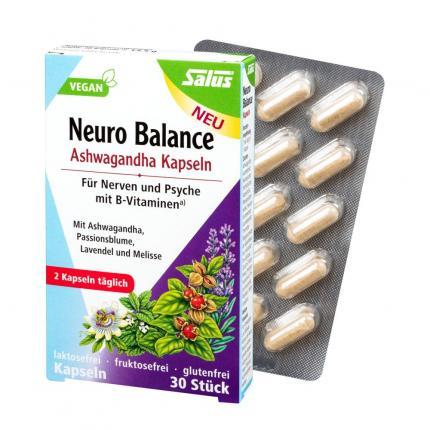 Neuro Balance Ashwagandha Kapseln