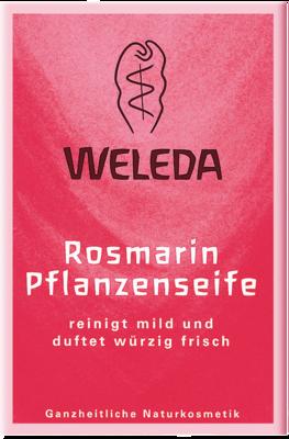 WELEDA Rosmarin Pflanzenseife