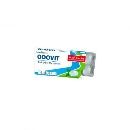 ODOVIT stark gegen Mundgeruch zuckerfreie Bonbons