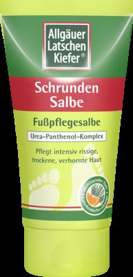 ALLGÄUER LATSCHENK. Schrundensalbe LK-Orange