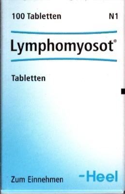 LYMPHOMYOSOT Tabletten