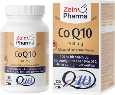 COENZYM Q10 100 mg Kapseln