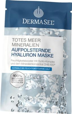 DERMASEL Maske Hyaluron
