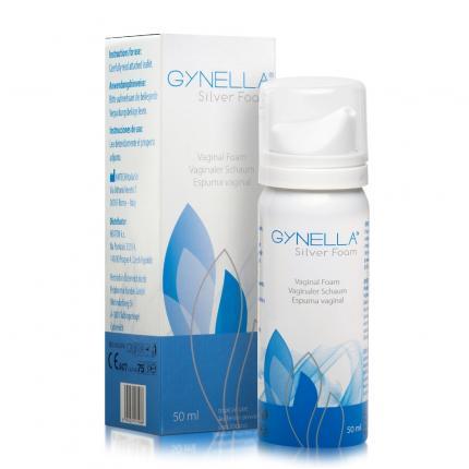 Gynella Silver Caps Vaginalkapseln