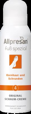 ALLPRESAN Fuß spezial Nr.4 Hornhaut und Schrunden