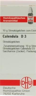 CALENDULA D 3 Globuli