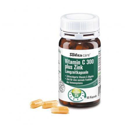SOVITA care Vitamin C 300 Langzeitkapseln
