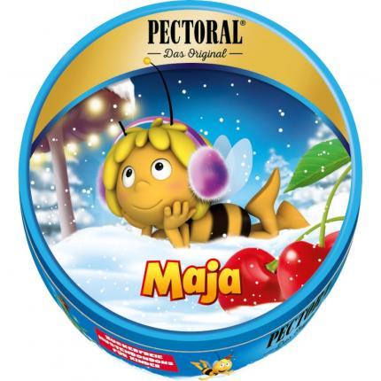 Pectoral für Kinder Biene Maja Winterdose mit Kirschgeschmack