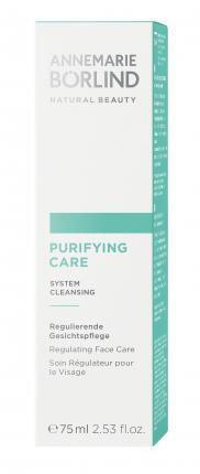 BÖRLIND Purifying Care Gesichtscreme
