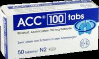 ACC 100mg tabs