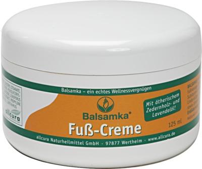 BALSAMKA Fuss Creme