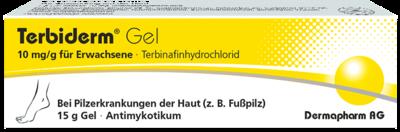 Terbiderm 10mg/g für Erwachsene