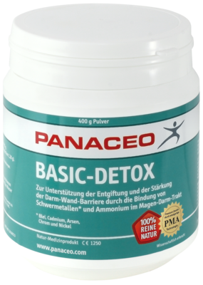 PANACEO Basic-Detox Pulver