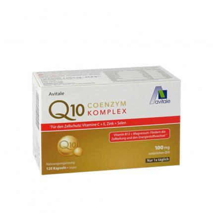 COENZYM Q10 KOMPLEX