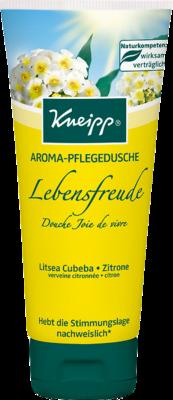 KNEIPP Aroma Pflegedusche Lebensfreude