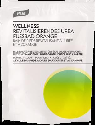 EFASIT revitalisierendes Urea Fußbad Orange