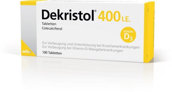Dekristol 400 Tabletten