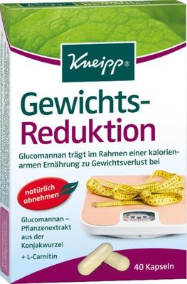 Kneipp Gewichts-Reduktion