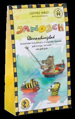 LÜTTES Welt Überraschungsbad Janosch