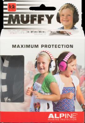 ALPINE MUFFY Ohrenschützer schwarz
