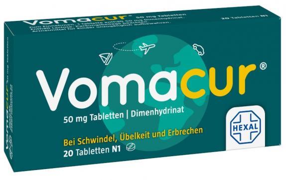 Vomacur 50mg