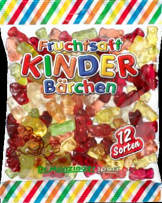 DR.MUNZINGER Kinder-Fruchtsaftbärchen m.Vitamin C