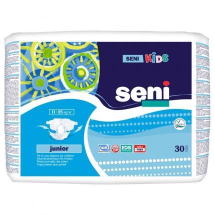 SENI Kids Junior extra 16-30 kg Inkontinenzhose