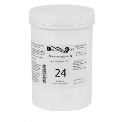 HOMOEOPATHIEFUCHS Schüssler-Salz Nummer 24 Arsenum Jodat D6 Biochemie