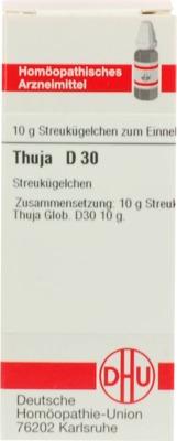 THUJA D 30 Globuli