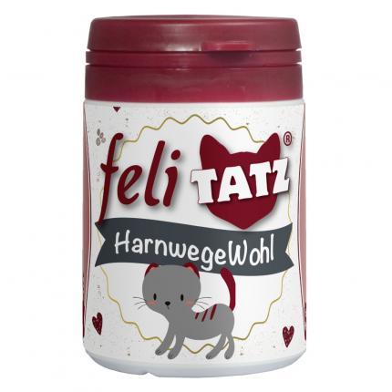 FELITATZ HarnwegeWohl Ergänz.Futterm.Plv.f.Katzen