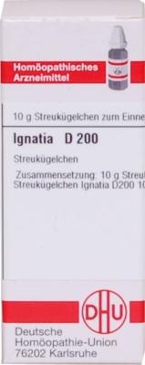 IGNATIA D 200 Globuli